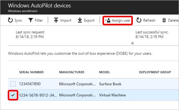 Enroll devices using Windows Autopilot - Microsoft Intune