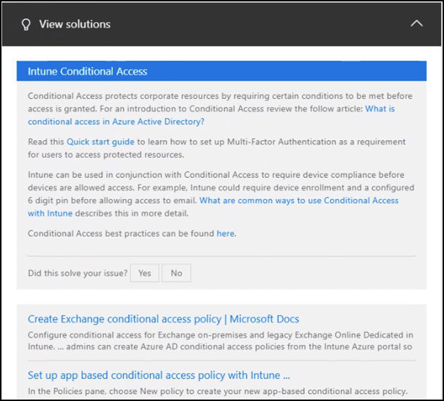 How to get support for Microsoft Intune - Microsoft Intune