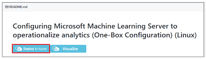 How To Use Machine Learning Server On Linux Vm In Azure Virtual