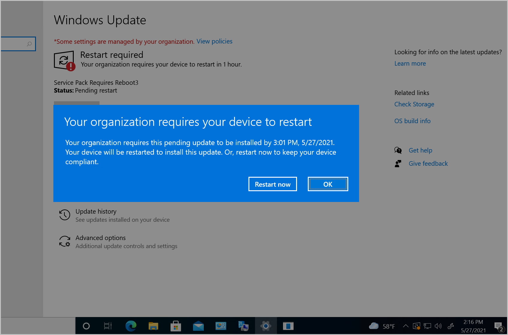 ConfigMgr 2105.2 Technical Preview New Features | SCCM