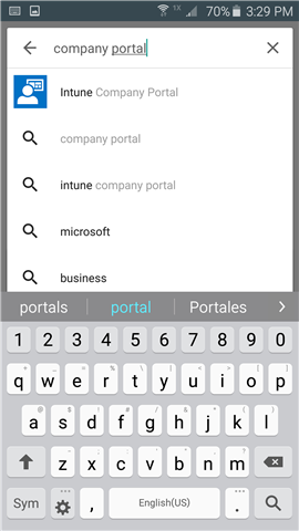 android-search-company-portal