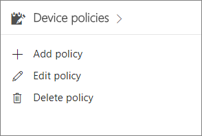 Set Device Protection Settings For Windows 10 Pcs Microsoft Docs