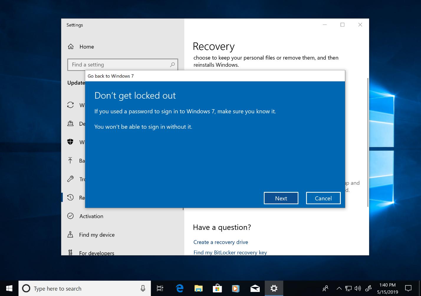My Microsoft Windows 7 PC (My...)