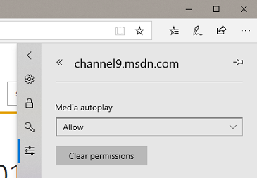 Dev guide - Autoplay policies - Microsoft Edge Development