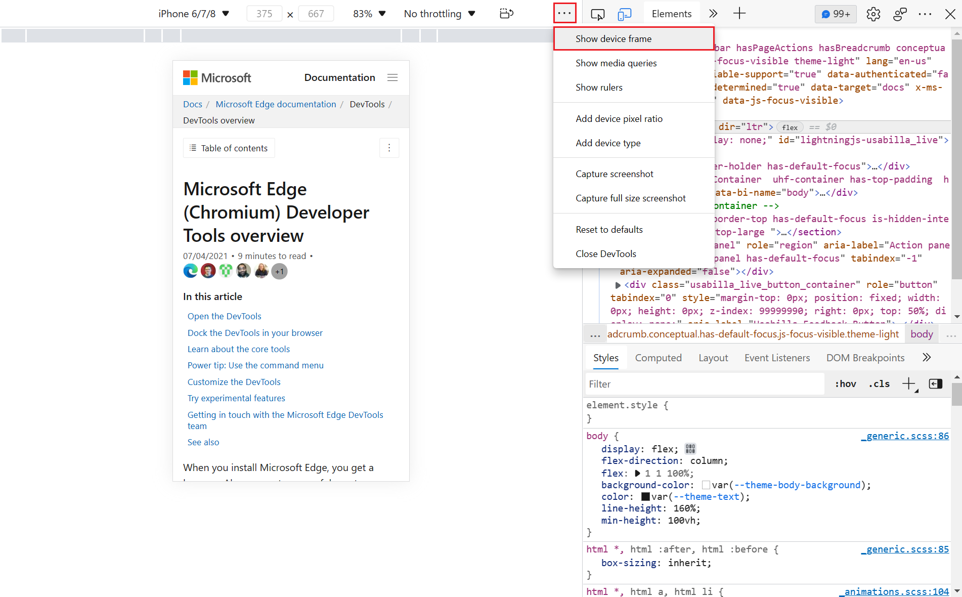 https://docs.microsoft.com/en-us/microsoft-edge/devtools-guide-chromium/media/device-mode-toggle-device-toolbar-option-show-device-frame.msft.png