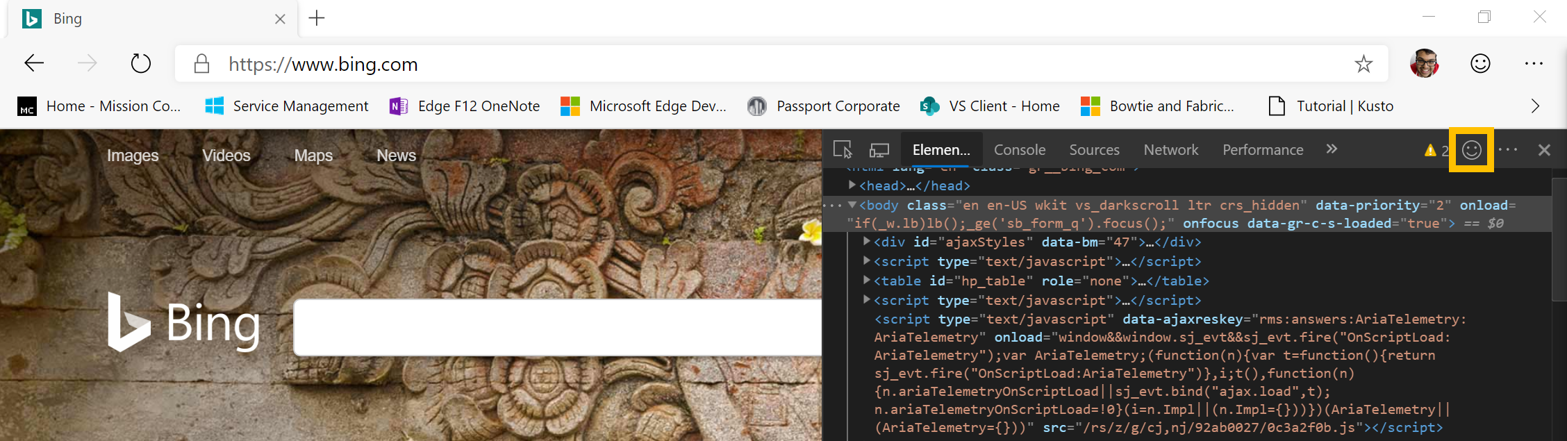 Microsoft Edge (Chromium) Developer Tools - Microsoft Edge