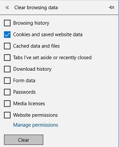 DevTools - Storage - Microsoft Edge Development | Microsoft Docs