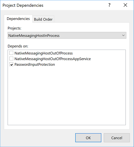 Extensions - Native messaging - Microsoft Edge Development