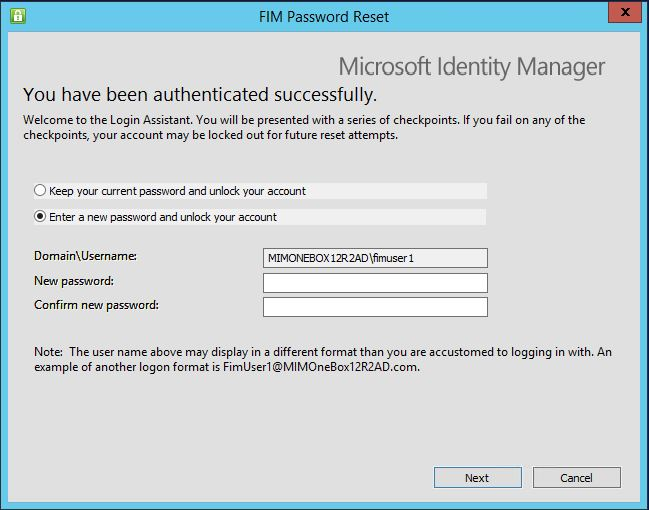 Working With Self Service Password Reset Microsoft Docs