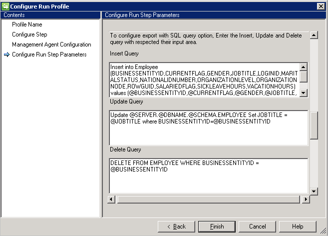 Generic SQL Connector | Microsoft Docs