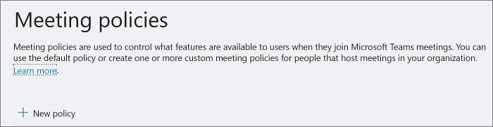Configure desktop sharing in Microsoft Teams   Microsoft Docs
