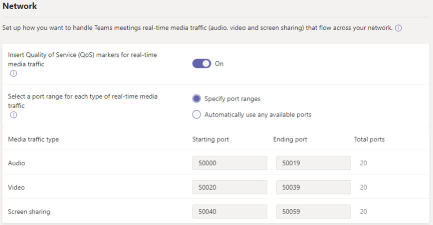 Manage Meeting Settings