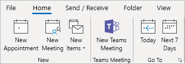 how to add online meeting in outlook