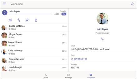 Phones for Microsoft Teams | Microsoft Docs