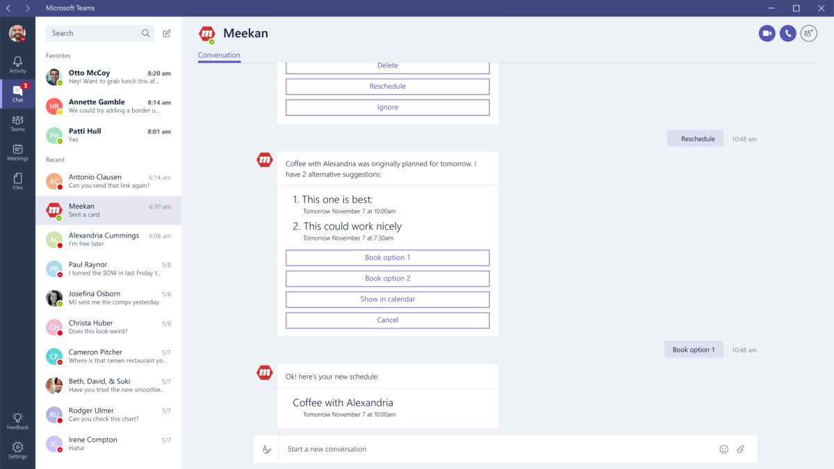 Add bots to Microsoft Teams apps - Teams | Microsoft Docs