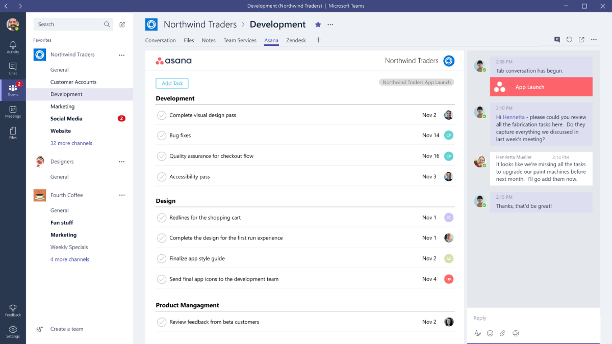 Add tabs to Microsoft Teams apps - Teams | Microsoft Docs