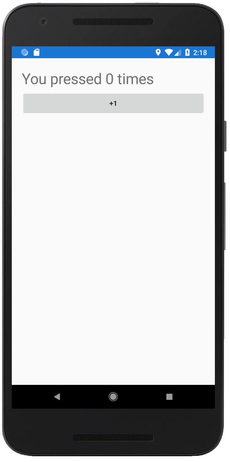 Mobile Blazor Bindings: Develop in Xamarin using Blazor 1