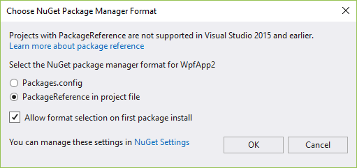 ab7ded17e1adb4 Introductory Guide to Using NuGet Packages from within Visual Studio ...