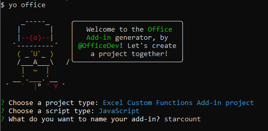 Excel custom functions tutorial - Office Add-ins | Microsoft