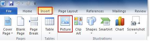 Scan And Insert An Image Into A Document Office