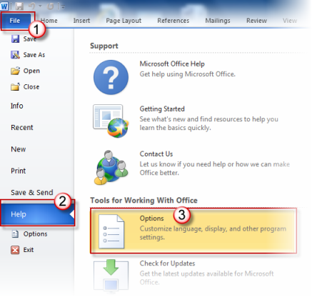 Opening A File Is Blocked By Your Registry Policy Setting Or File Block Settings In Word Office Microsoft Docs