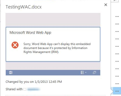 Office Online and Office Web Apps limitations and features