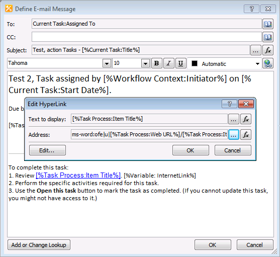 Open word documents in edit mode from a hyperlink in an email