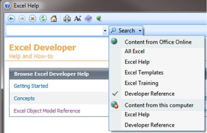 Getting started with VBA in Office | Microsoft Docs