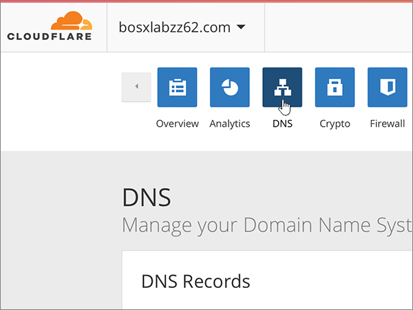Create DNS records at Cloudflare for Office 365 | Microsoft Docs