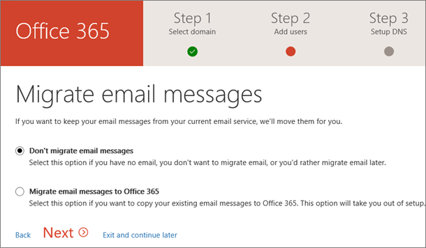Plan your setup of Office 365 for business | Microsoft Docs