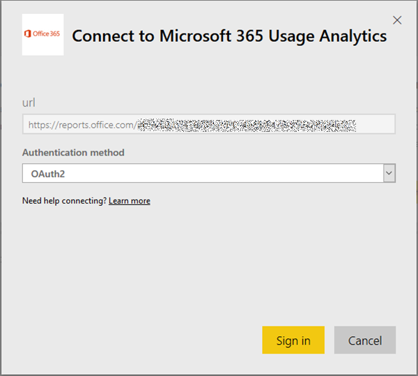 Enable Microsoft 365 usage analytics | Microsoft Docs