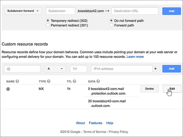 Google dns хостинг устанавливаем cms на хостинг