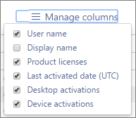 Office 365 Reports in the admin center - Microsoft Office