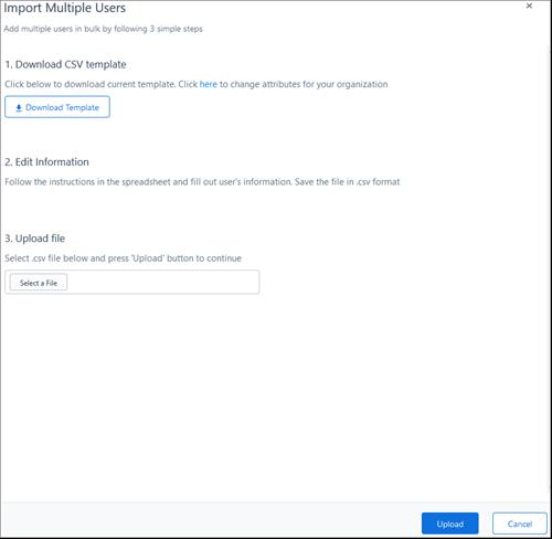Bulk add users to Kaizala