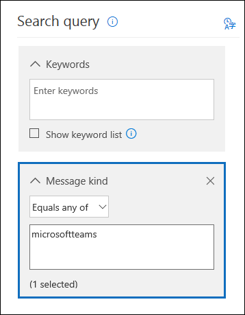 Content Search in Office 365 | Microsoft Docs
