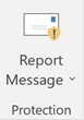 Report Message Add-in icon for Outlook