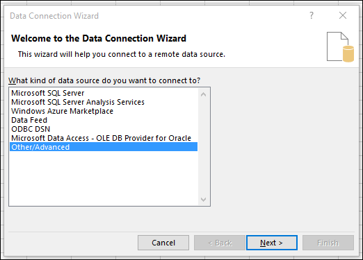 How to refresh data to a SQL Azure Database in Excel Online