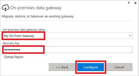 Understand on-premises data gateways - Microsoft Flow