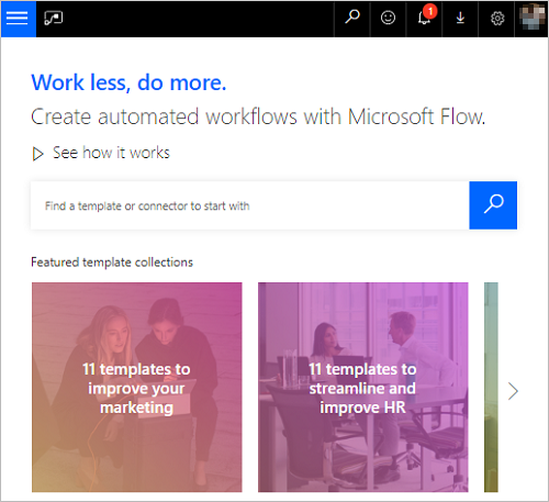 Worksheet. Get started  Microsoft Flow  Microsoft Docs