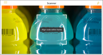 how to scan a barcode on your phone