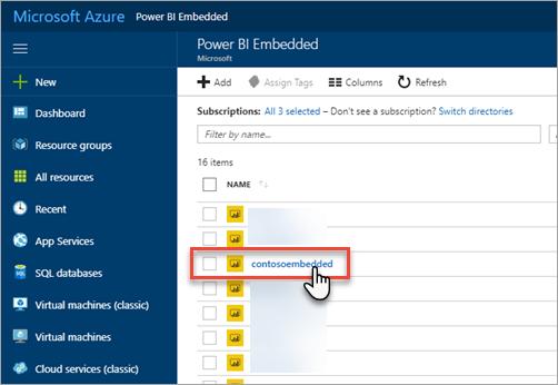 Scale your Power BI Embedded capacity - Power BI | Microsoft