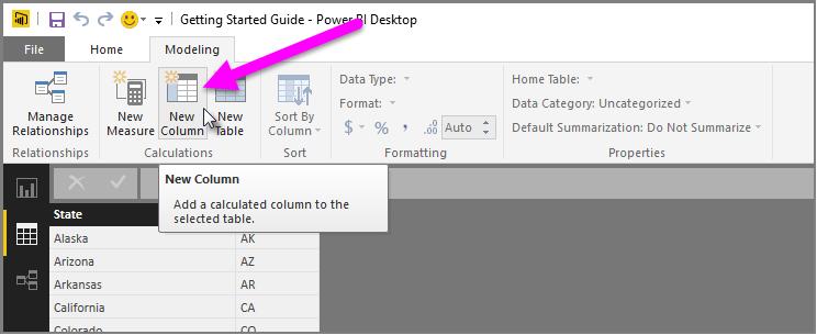 Introduction to DAX - Power BI | Microsoft Docs