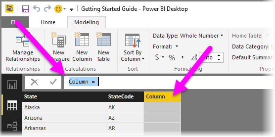 Introduction to DAX - Power BI | Microsoft Docs