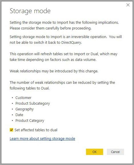 Use Aggregations in Power BI Desktop - Power BI | Microsoft Docs