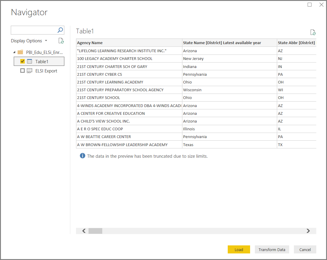 Common Query Tasks In Power Bi Desktop Power Bi Microsoft Docs