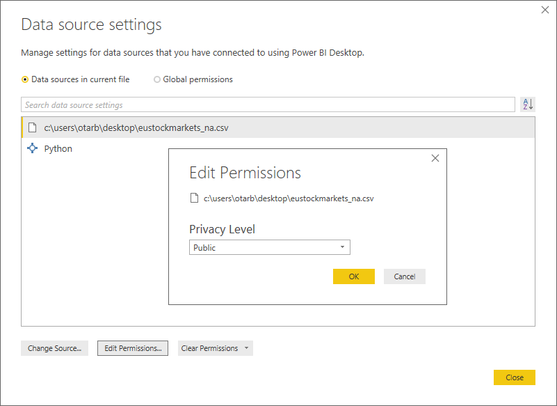 Using Python in Power BI Query Editor - Power BI | Microsoft
