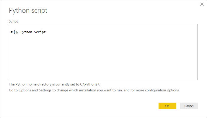 Running Python Scripts in Power BI Desktop - Power BI | Microsoft Docs