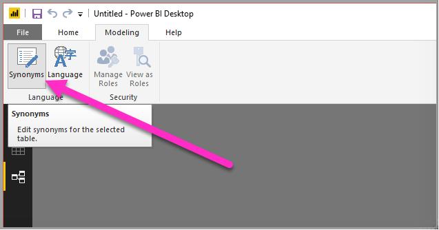 Using Q&A in Power BI Desktop - Power BI | Microsoft Docs