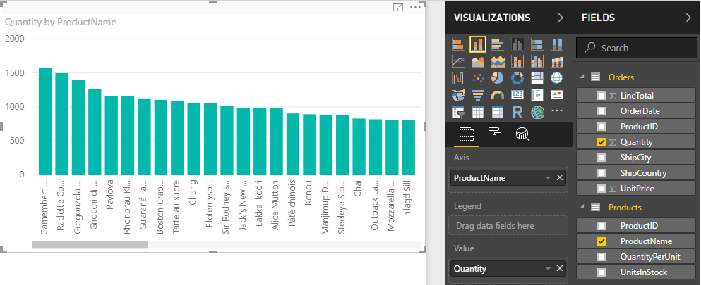 tutorial combine data from excel and an odata feed in power bi
