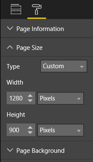 Increase page height.